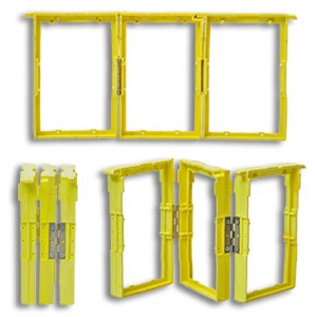 8X8-Folding-Frame-positions